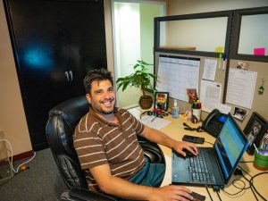 Jason Morro one of the highly successful recruiters when finding a job with Visium Resources